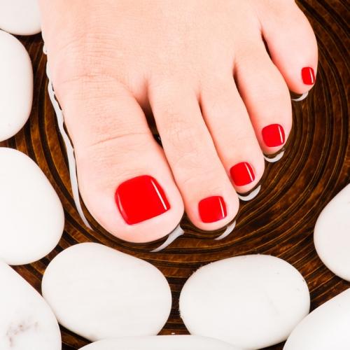 Soin des pieds rafraîchissant | Clinique Esthétique Laroche