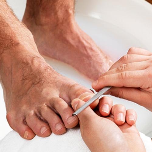 Soins pieds homme | Pedicure express pour lui